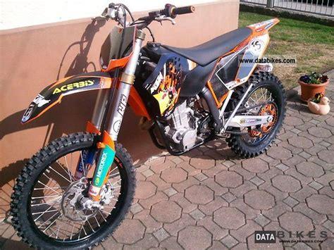 Ktm Enduro 450 2009 Ktm 450 Exc