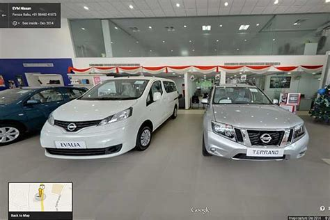 nissan showroom qatar view certified photographer dubai uae