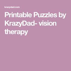 printable puzzles by krazydad 1000 images about occupational therapy on pinterest