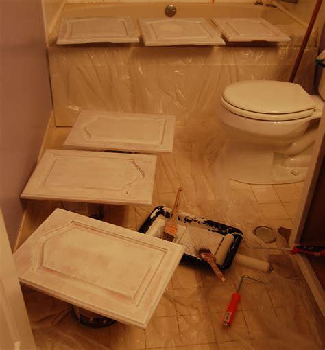 painting a bathroom vanity painting a bathroom vanity