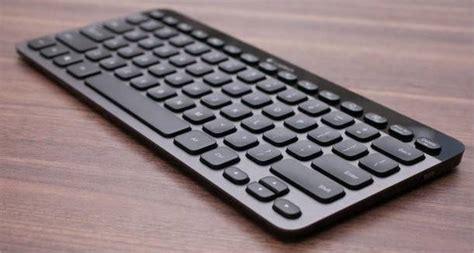 tastiera illuminata logitech le migliori tastiere bluetooth per smartphone e tablet