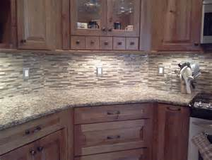 natural stone kitchen backsplash designs veneer idea dark brown