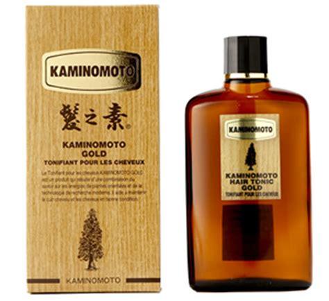 Kaminomoto Hair Growth Accelerator Tonic kaminomoto hair tonic gold hair care products kaminomoto