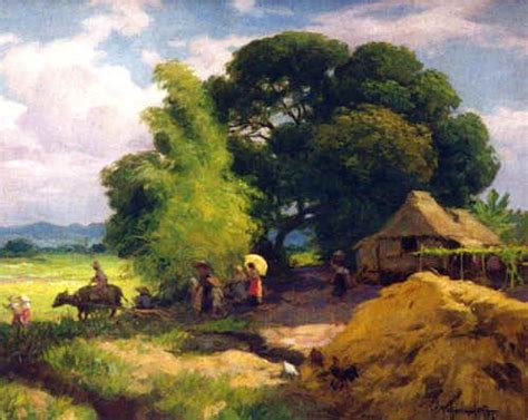 landscape in the philippines search for my amorsolo fernando amorsolo paintings it s a