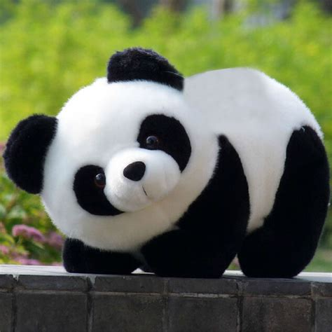 Boneka Panda Metoo Import 20cm 20cm plush panda stuffed animal soft doll pillow bolster gift ebay