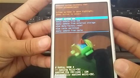 format factory galaxy y how to hard reset samsung galaxy grand prime format