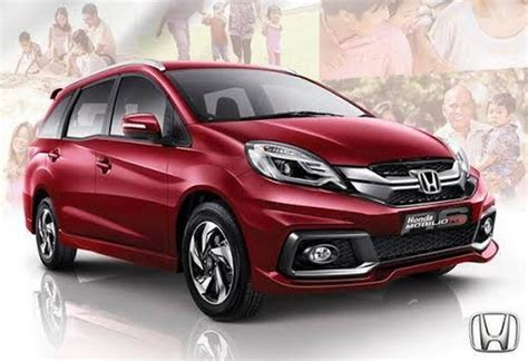 Spion Honda Mobilio Rs honda launches sporty mobilio rs kit in indonesia ndtv carandbike