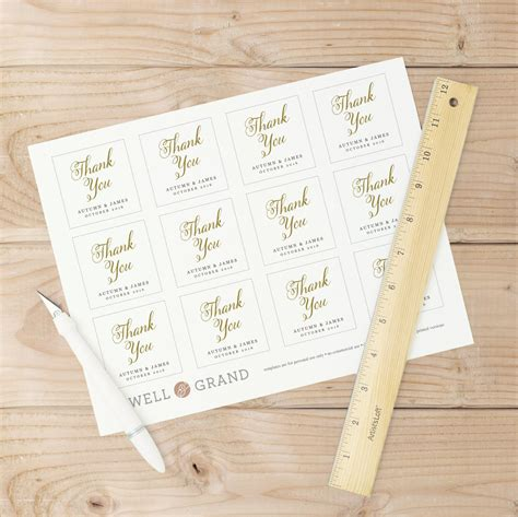thank you template for wedding gifts thank you tags wedding favors templates giftwedding co