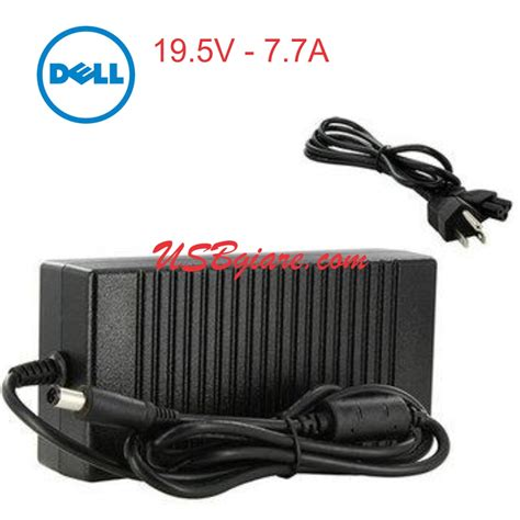 Adaptor Laptop Dell 19 5v 7 7a sạc laptop dell 19 5v 7 7a 150w