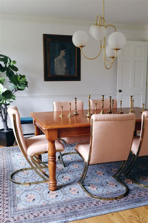 hollywood regency dining room new house progress report the dining room house of