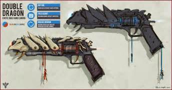 My take on the dual hand canon destinythegame