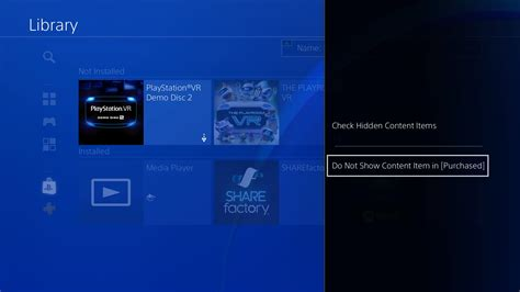 ps4 themes ign ps4 firmware 5 50 new features include library ui updates