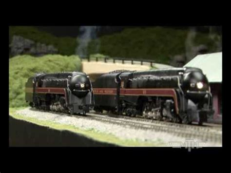 mth ho norfolk western  class steam engine youtube