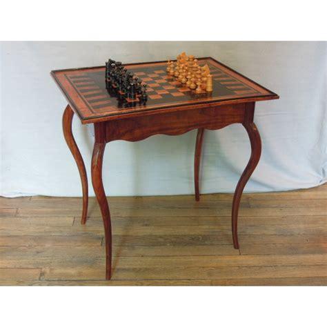 table echiquier table 224 jeu en padouk et 233 b 232 ne travail de du xviiie