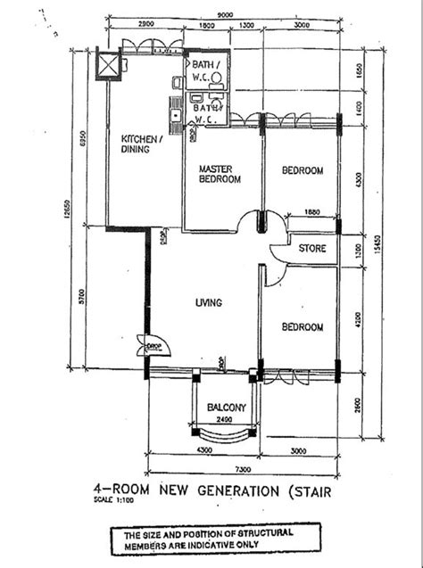 hdb flat floor plan our hdb floor plan sanctuary pinterest floor plans
