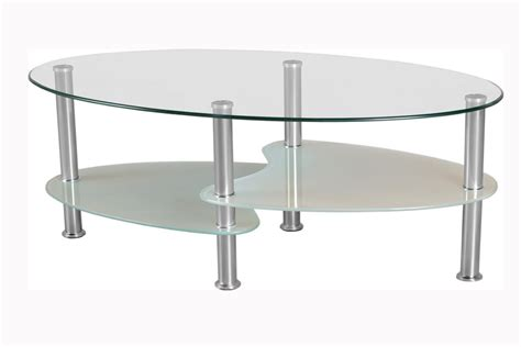 oval glass top coffee tables the oval glass coffee table for minimalist home concept