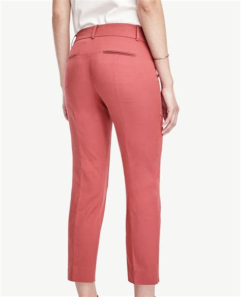 cotton cropped devin stretch cotton cropped in lyst