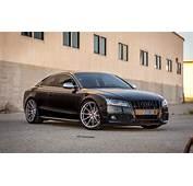 Audi B8 S5 2016 Wallpapers HD Black Tuning High Quality