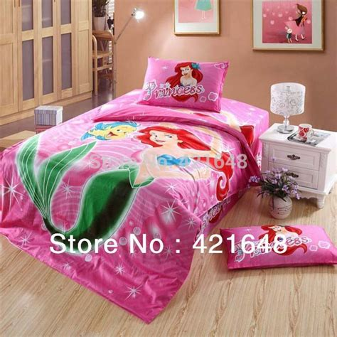 little mermaid full size comforter buy bedding sets stripe duvet quilt cover king queen full