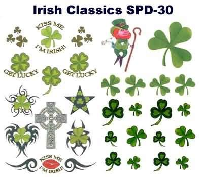 irish tattoo ideas and irish tattoo designs page 27