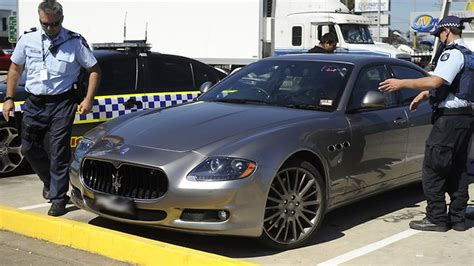 maserati melbourne 300 000 maserati stolen from car wash in south melbourne