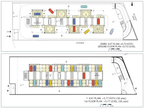 Steel Building Floor Plans by Multi Storey Car Park Building Newsteelconstruction Com