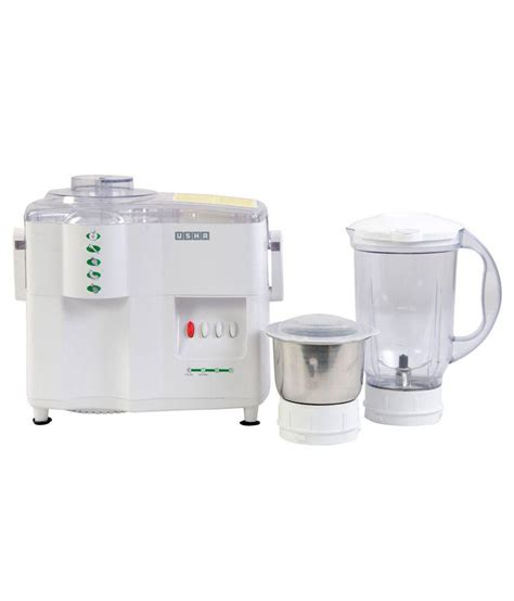 Juicer Vicenza 7 In 1 usha jmg 3442 classic juicer mixer grinder white price in india buy usha jmg 3442 classic
