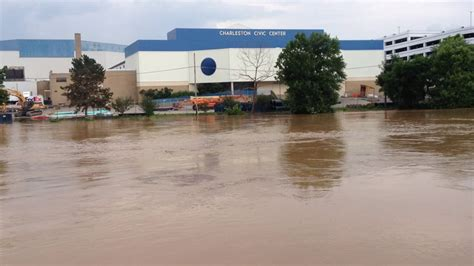 And Detox Center Charleston Wv by Charleston Civic Center Charleston Wv During Flood Of