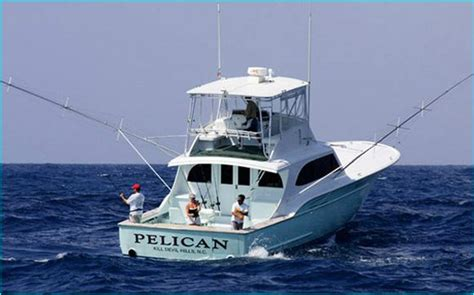 pelican charter boat oregon inlet fish the pelican