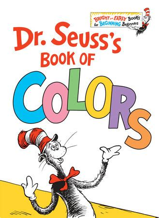dr seuss s book of animals bright early books r books bright early books r