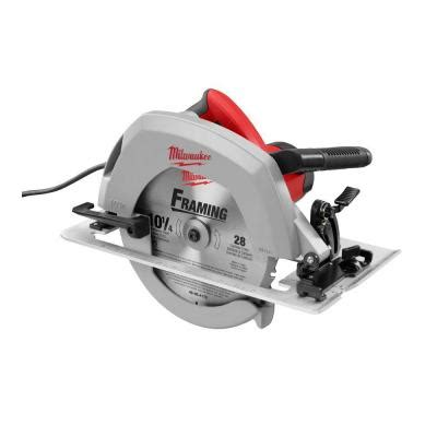 Circular Saw Guide Home Depot by Milwaukee 15 10 1 4 In Circular Saw 6470 21 The Home Depot
