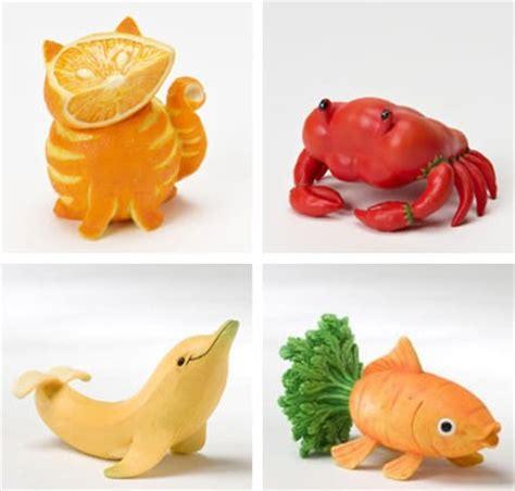 imagenes de animales hechos con frutas loca people animales creados con frutas
