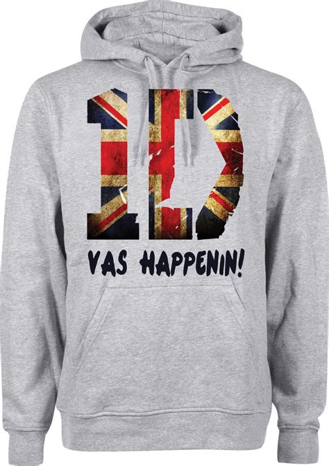 Jaket Hoodie One Of A One Direction 1 one direction 1d vas happenin directioner jumper hoodie sweater new ebay