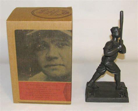 Yankee Stadium Giveaways - lot detail 2004 hormel yankee stadium giveaway babe ruth statue with box