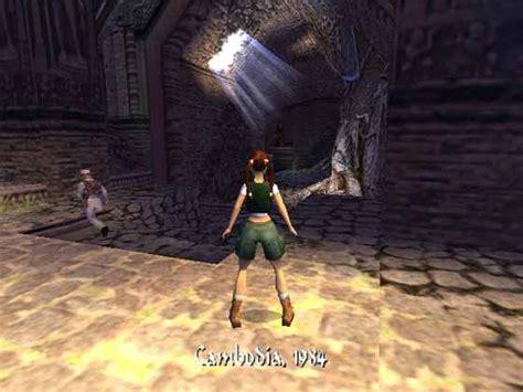emuparadise tomb raider tomb raider iv the last revelation g no edc iso