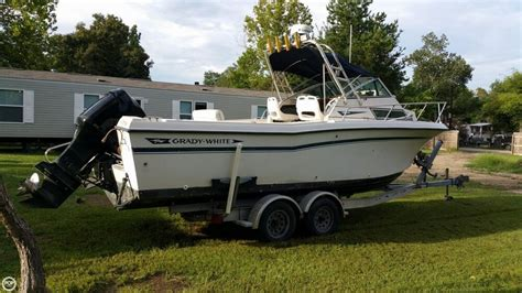 grady white boat for sale used used grady white offshore boats for sale boats
