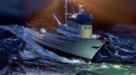 northwestern fishing boat jobs cars 2 deadliest catch capt sig hansen voices a