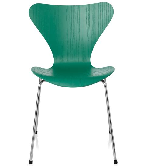 sedie seven series 7 chair coloured ash
