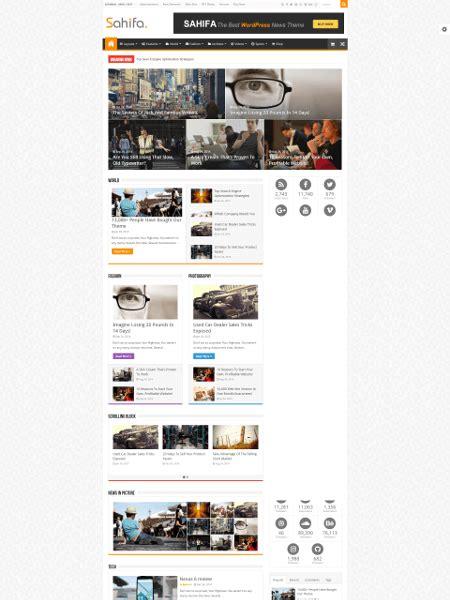 sahifa theme ads 16 best adsense optimized wordpress themes for 2017