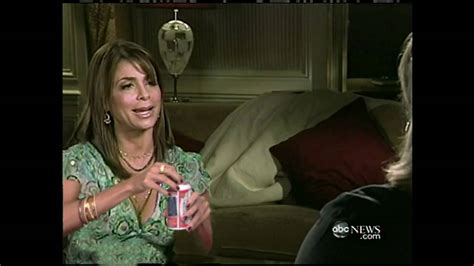Paula Abdul Explains Interviews by Paula Abdul Taking Pills During