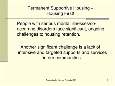 permanent supportive housing ppt permanent supportive housing housing first powerpoint presentation id 287163