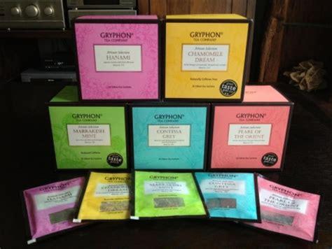 Gryphon Tea Pearl Of The Orient 20 Silken Teh Hijau Import 1 Box gryphon tea company シンガポール 旅する日々是口福