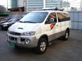Hyundai H 2001 Hyundai H 1 Starex Pictures Information And Specs
