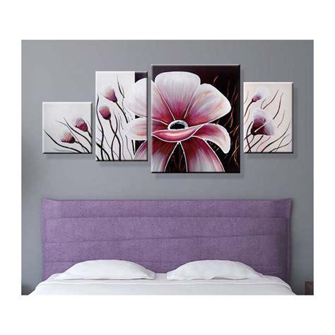 Charmant Tableau Decoration Salon Pas Cher #2: tableau-fleur-sauvage.jpg