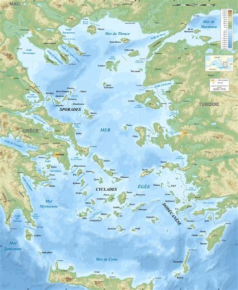 aegean sea map file aegean sea map bathymetry fr jpg