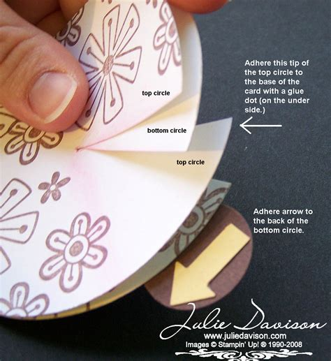 card tutorials and projects julie s sting spot stin up project ideas by
