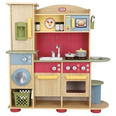 tesco kitchen design buy little tikes premium wooden kitchen playset from our