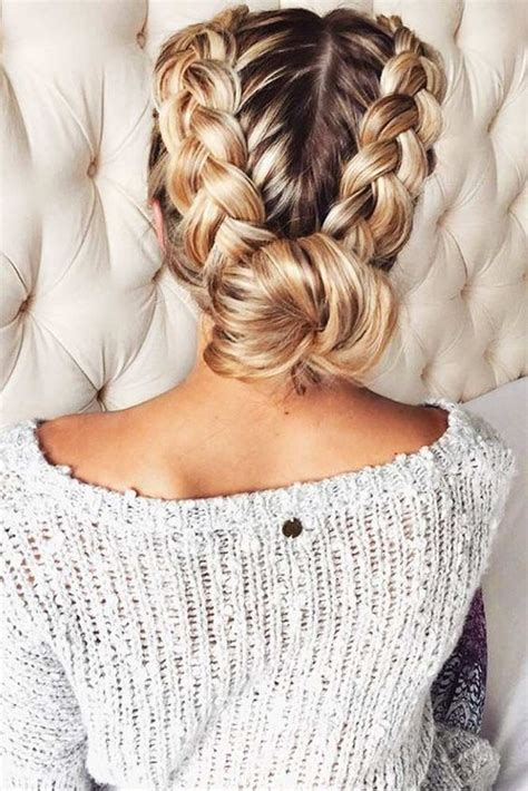 71 best images about hair beauty on pinterest taper 17 peinados con trenzas f 225 ciles tutoriales paso a paso