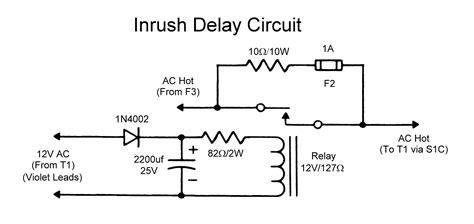 capacitor delay circuit simple lifier schematic diagram get free image about wiring diagram