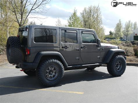 jeep wrangler country black jeep wrangler with fuel toyo open country black